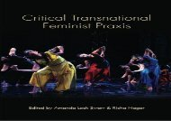 [+][PDF] TOP TREND Critical Transnational Feminist Praxis (SUNY Series, Praxis: Theory in Action)  [NEWS]