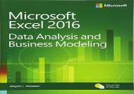 [+][PDF] TOP TREND Microsoft Excel Data Analysis and Business Modeling [PDF]