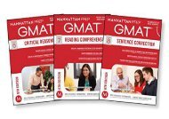 [+][PDF] TOP TREND GMAT Verbal Strategy Guide Set (Manhattan Prep GMAT Strategy Guides)  [DOWNLOAD]