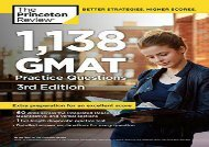 [+]The best book of the month 1,037 Gmat Practice Questions, 3Rd Edition (Graduate School Test Preparation)  [FULL]