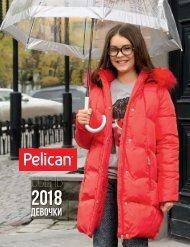 Каталог Осень 2018. Pelican. Девочки.