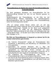 Personalberatung im Zeichen der neuen EU-Vermittlerrichtlinie 205
