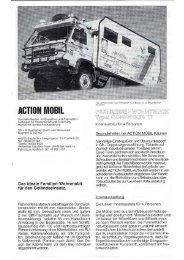 CONNEXION LP 3560 - Action Mobil