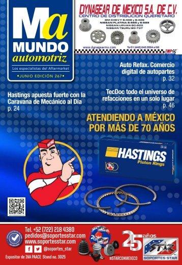 REVISTA Mundo Automotriz  267 JUNIO
