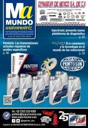 Revista Mundo Automotriz No. 218 julio
