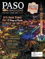 2018 July PASO Magazine