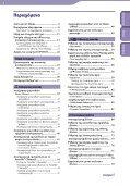 Sony NWZ-S736F - NWZ-S736F Consignes d'utilisation Grec - Page 4