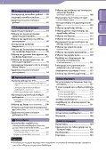 Sony NWZ-S736F - NWZ-S736F Consignes d'utilisation Grec - Page 5
