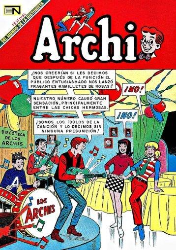 ARCHI -N° 321- mayo 1969