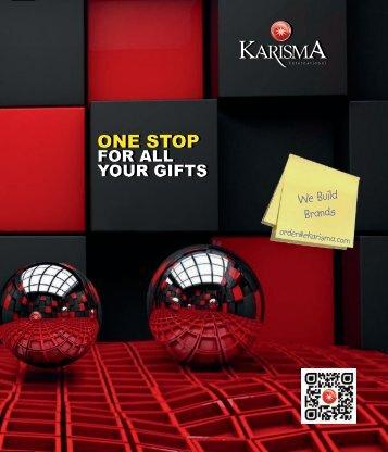 Karisma International Catalogue