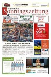 2018-07-08 Bayreuther Sonntagszeitung