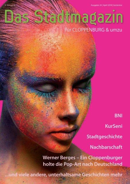 Stadtmagazin CLP Ausgabe 24
