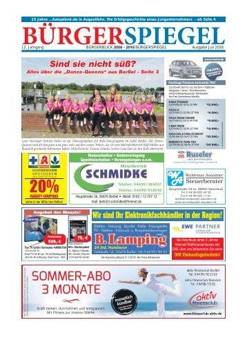 Juli 2018   Bürgerspiegel