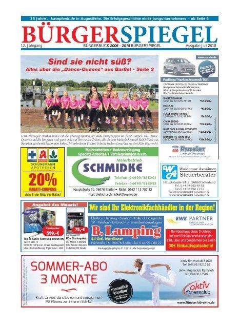 Juli 2018 | Bürgerspiegel