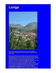 Loriga - Ancient,historic and beautiful town in Portugal
