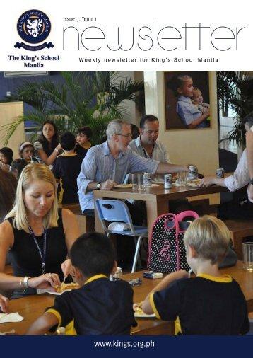 Wow Week! - The King's International School Manila