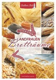 Landhaus-Team: Landfrauen Brotträume