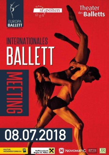 Programm Ballettmeeting 2