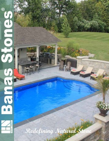 Banas Stones 2018 Catalogue
