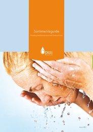 Sortimentsguide - Opus Health Care