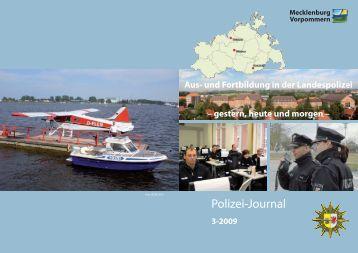 Polizei-Journal - Polizei Mecklenburg-Vorpommern