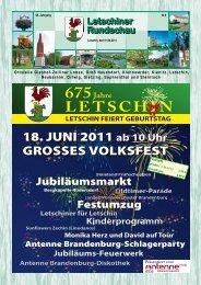 Juni 2011 - Gemeinde Letschin