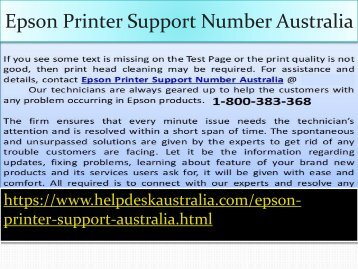 Printout Faded and Slow Printing Issue Instant Help  Epson Printer Support Australia