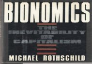 [+]The best book of the month Bionomics: The Inevitability of Capitalism  [FREE]