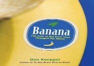 [+]The best book of the month Banana: The Fate of the Fruit That Changed the World  [DOWNLOAD]