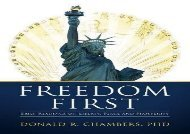 [+]The best book of the month Freedom First: Brief Readings on Liberty, Peace and Prosperity  [DOWNLOAD]