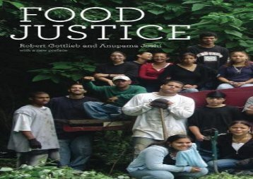 [+]The best book of the month Food Justice (Food, Health, and the Environment)  [FULL]