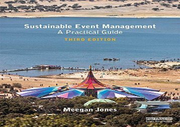 [+][PDF] TOP TREND Sustainable Event Management: A Practical Guide [PDF]