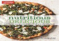 [+]The best book of the month Nutritious Delicious: Turbocharge Your Favorite Recipes with 50 Everyday Superfoods  [FREE]
