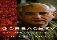 [+]The best book of the month Gorbachev: On My Country and the World  [FULL]