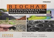 [+]The best book of the month Biochar for Environmental Management: Science, Technology and Implementation  [FULL]