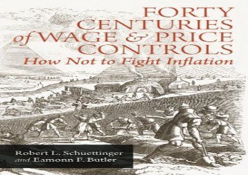 [+]The best book of the month Forty Centuries of Wage and Price Controls: How Not to Fight Inflation  [NEWS]
