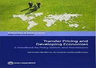 [+]The best book of the month Transfer Pricing and Developing Economies: A Handbook for Policy Makers and Practitioners (Directions in development)  [FREE]