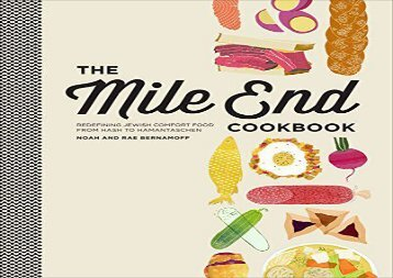 [+]The best book of the month The Mile End Cookbook  [NEWS]