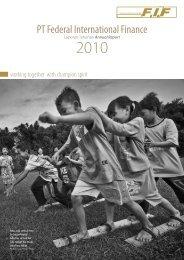 Laporan Tahunan 2010 - FIF