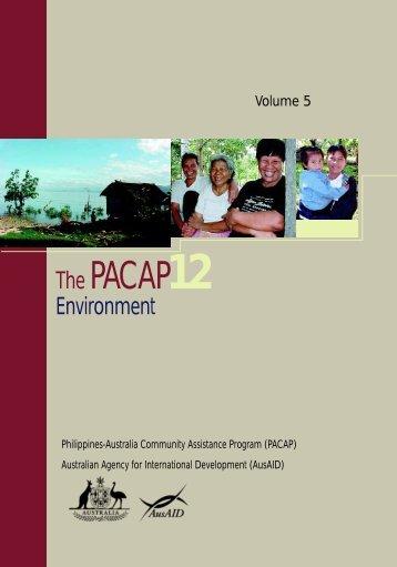 The PACAP12