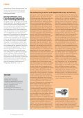 FREQUENZ FOKUS Forschung an der Fachhochschule ... - Seite 6