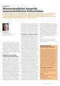 FREQUENZ FOKUS Forschung an der Fachhochschule ... - Seite 7