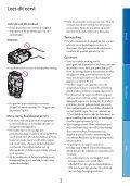 Sony DEV-3 - DEV-3 Consignes d'utilisation Néerlandais - Page 2