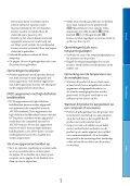 Sony DEV-3 - DEV-3 Consignes d'utilisation Néerlandais - Page 3