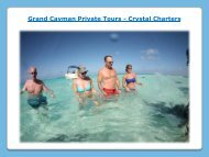 Grand Cayman Private Tours