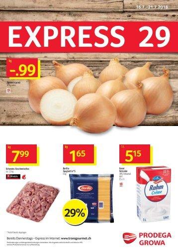 Express 29 D