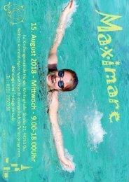 Schwimmen 2018 - Anmeldung A5