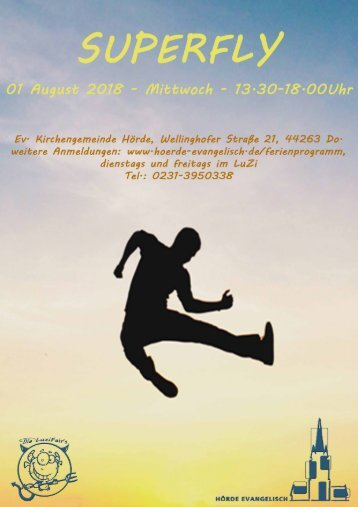 Superfly 2018 - Anmeldung A5
