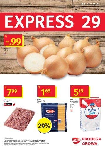 Express 29 F
