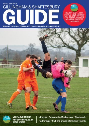 Gillingham & Shaftesbury Guide July 2018